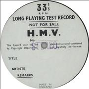 Click here for more info about 'Sir Thomas Beecham - More Beecham Lollipops - 2 x 1-sided Test Pressing'