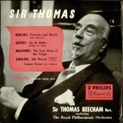 Click here for more info about 'Sir Thomas Beecham - Prelude and March, Air de Ballet, etc...'