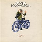 Click here for more info about 'Siren - Strange Locomotion'