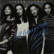 Click here for more info about 'Sister Sledge - All American Girls'