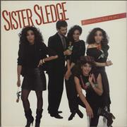 Click here for more info about 'Sister Sledge - Bet Cha Say That To All The Girls'