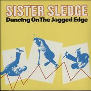 Click here for more info about 'Sister Sledge - Dancing On The Jagged Edge'