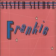 Click here for more info about 'Sister Sledge - Frankie - Injection + Sleeve'