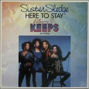 Click here for more info about 'Sister Sledge - Here To Stay (Extended Version)'