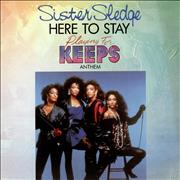 Click here for more info about 'Sister Sledge - Here To Stay'