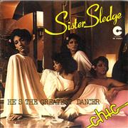 Click here for more info about 'Sister Sledge - He's The Greatest Dancer'