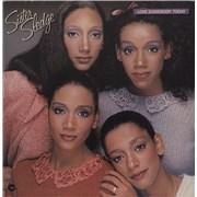 Sister Sledge Love Somebody Today Netherlands vinyl LP