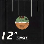 """Sister Sledge Thinking Of You UK 12"""" vinyl"""