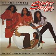 Click here for more info about 'Sister Sledge - We Are Family'