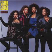 Sister Sledge When The Boys Meet The Girls Germany vinyl LP
