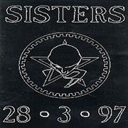 Click here for more info about 'The Sisters Of Mercy - Flyer For Cancelled 1997 Concert'