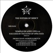 Click here for more info about 'The Sisters Of Mercy - Temple Of Love (1992)'
