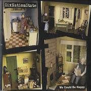Click here for more info about 'SixNationState - We Could Be Happy'