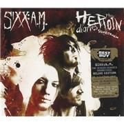 Sixx:AM The Heroin Diaries Soundtrack - Best Buy USA 2-CD album set