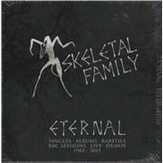 Skeletal Family Eternal - Sealed Box UK 5-CD set