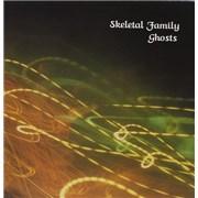 Skeletal Family Ghosts UK vinyl LP