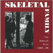 Skeletal Family The Singles Plus 1983-85 UK CD album