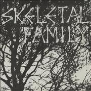 """Skeletal Family Trees UK 7"""" vinyl"""