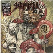 Click here for more info about 'Skeletonwitch - Serpents Unleashed - Yellow Splatter Vinyl - Sealed'