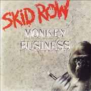 Click here for more info about 'Skid Row (80s) - Monkey Business'