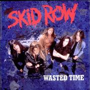 Click here for more info about 'Skid Row (80s) - Wasted Time'