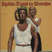Click here for more info about 'Skids - Days In Europa - Withdrawn Sleeve - EX'