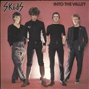 Click here for more info about 'Skids - Into The Valley - White Vinyl'