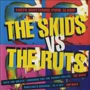 Click here for more info about 'Skids - The Skids vs The Ruts'