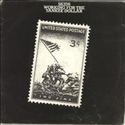 Click here for more info about 'Skids - Working For The Yankee Dollar - Gatefold - EX'