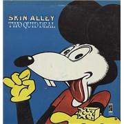 Skin Alley Two Quid Deal USA vinyl LP