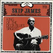 Click here for more info about 'Skip James - King Of The Delta Blues Singers - Early Blues Recordings 1931'