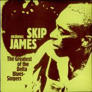Click here for more info about 'Skip James - The Greatest Of The Delta Blues Singers'