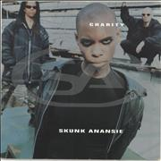 Click here for more info about 'Skunk Anansie - Charity - Blue Vinyl'