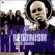 Click here for more info about 'Skunk Anansie - Hedonism'