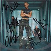 Click here for more info about 'Skunk Anansie - Paranoid & Sunburnt - Autographed'