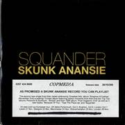 Click here for more info about 'Skunk Anansie - Squander'