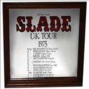 Click here for more info about 'Slade - 1975 UK Tour Commemorative Mirror'