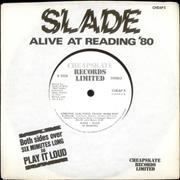 Click here for more info about 'Slade - Alive At Reading '80 EP'
