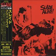 Click here for more info about 'Slade - Alive'