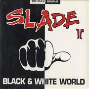 Click here for more info about 'Slade - Black & White World'