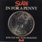 Click here for more info about 'Slade - In For A Penny - p/s'