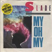 Click here for more info about 'Slade - My Oh My - 3-track'