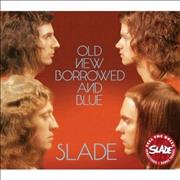 Click here for more info about 'Slade - Old New Borrowed And Blue'