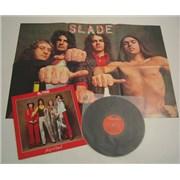 Slade Play It Loud + Poster Japan vinyl LP