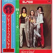 Slade Play It Loud + Poster/Obi Japan vinyl LP
