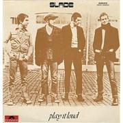 Slade Play It Loud France vinyl LP