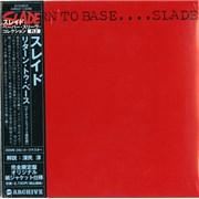 Slade Return To Base Japan CD album