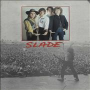 Click here for more info about 'Slade - Slade + Ticket Stub'