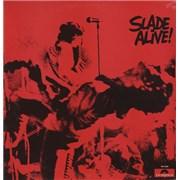 Slade Slade Alive! - Sealed USA vinyl LP