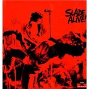 Slade Slade Alive USA vinyl LP Promo